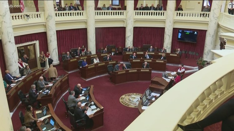 Idaho Senate votes 18-17 to send initiative bill to the House