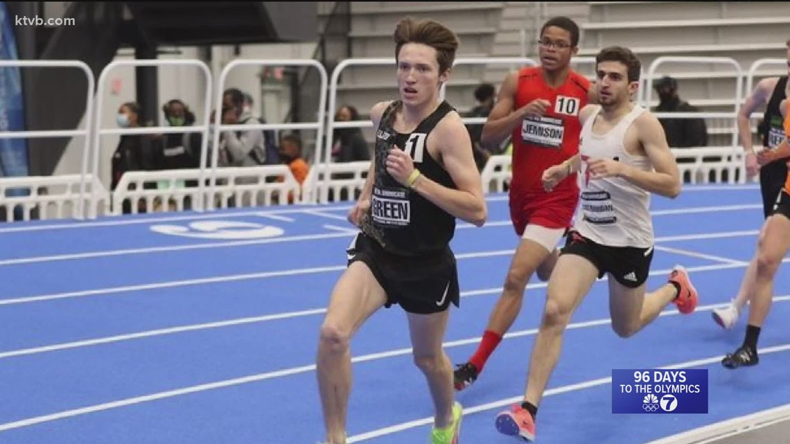 Borah High School senior named Gatorade Player of the Year for cross-country for the 3rd time