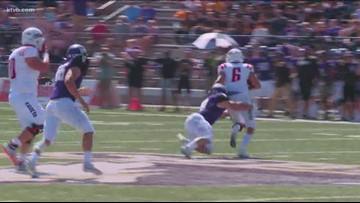 No. 15 College of Idaho comes back to beat No. 20 Southern Oregon 41-38