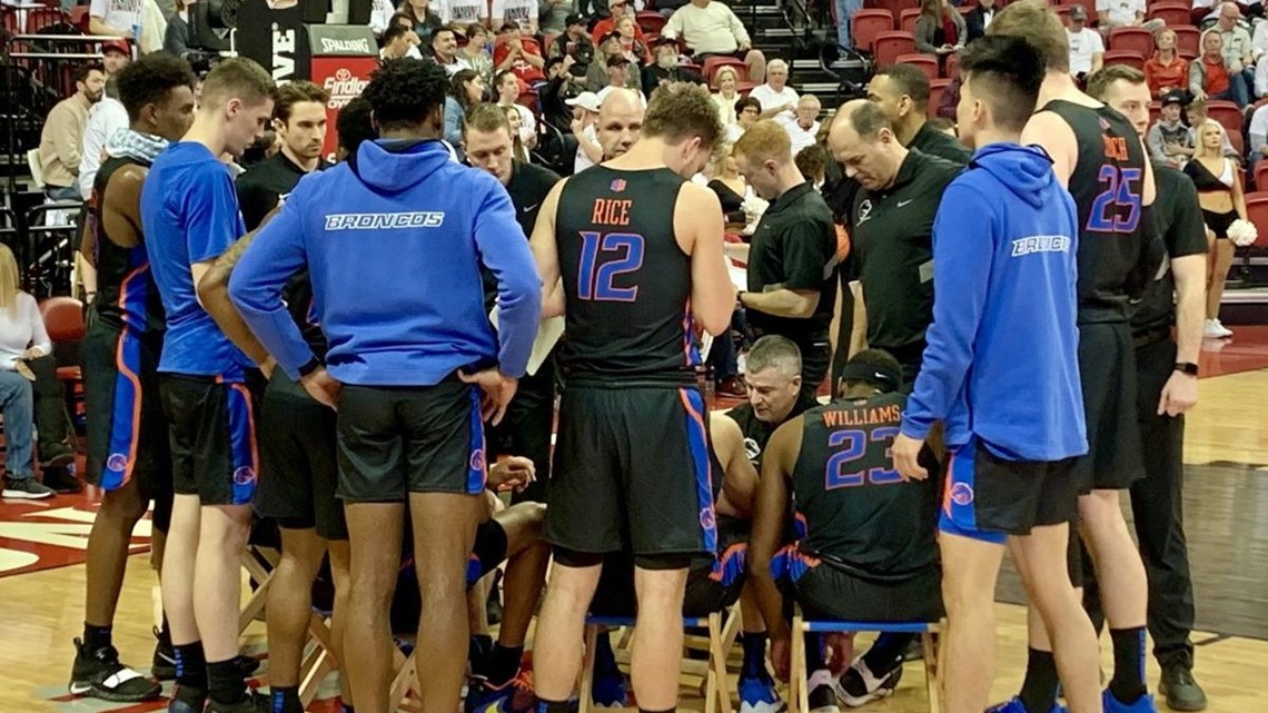 Boise State basketball: Frustration near the Strip