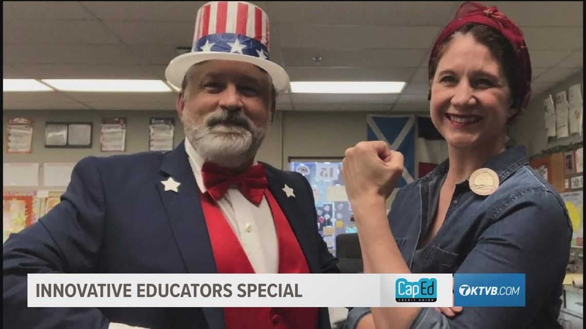 Innovative educators special: Honoring educators who rose to the occasion in 2020-2021
