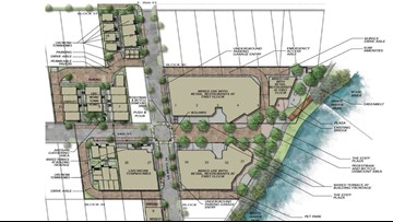 Proposed Garden City development includes tiny work spaces for startups