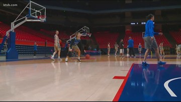 Boise State women's basketball gears up to win their first NCAA Tournament win against Oregon State