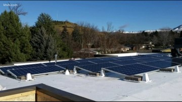 Idaho Power considers lowering credits for solar panel owners
