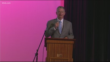 Gov. Little sends a memo to state agencies to lower expectations