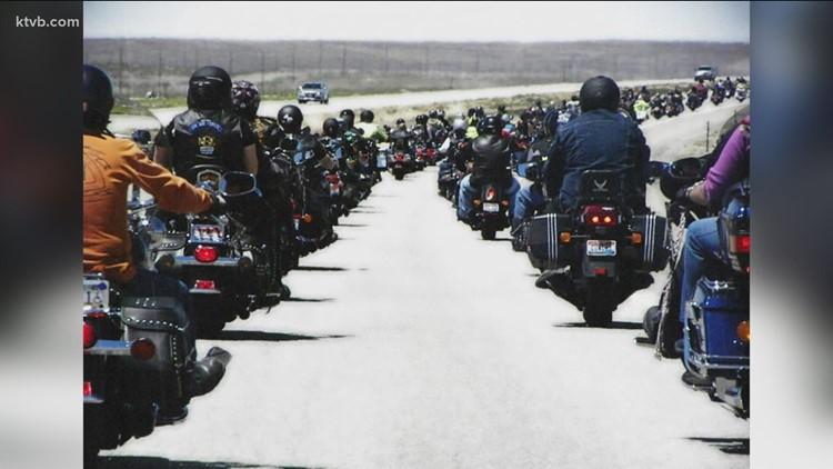 Where's Larry? High Desert Harley Davidson