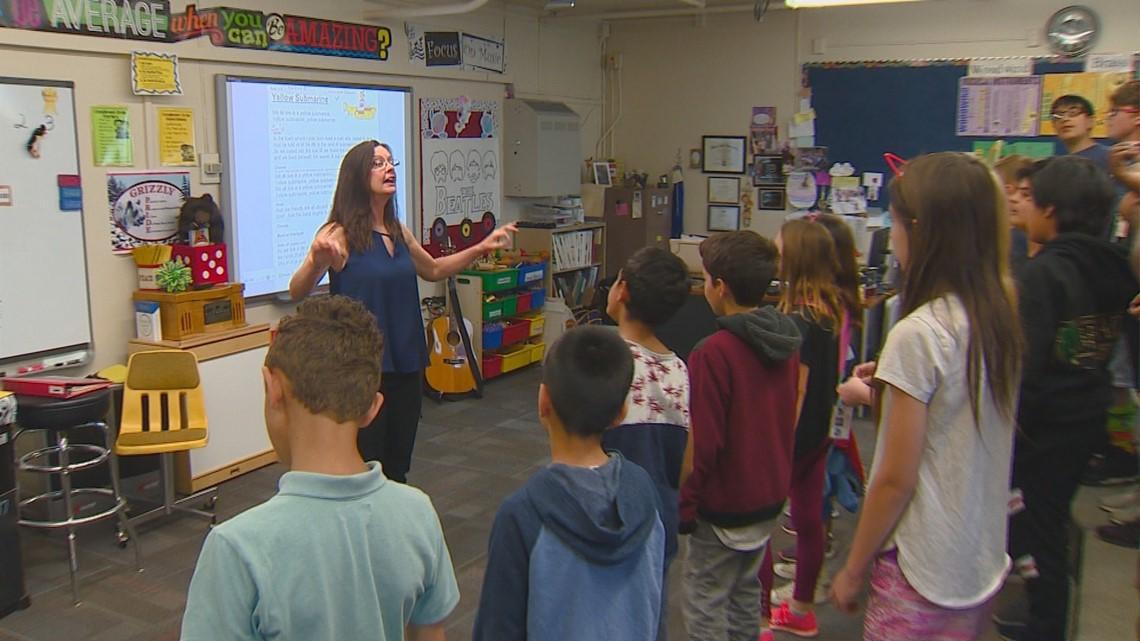 Innovative Educator: Boise teacher uses Beatles' music to help students shine