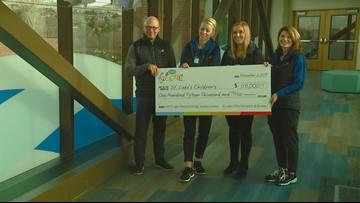FitOne raises $115,000 for St. Luke's Children's Hospital