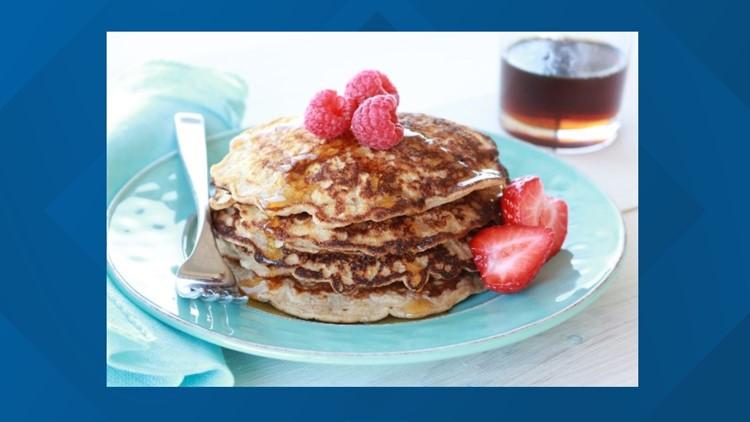 KTVB Kitchen: Overnight Oatmeal Pancakes