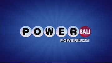 Powerball drawing for Wednesday, May 1