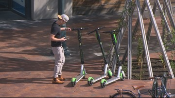 E-scooters probably aren't coming to Canyon County anytime soon