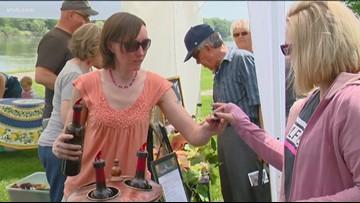 Exploring Idaho: Marsing's Art and Wine in the Park Festival