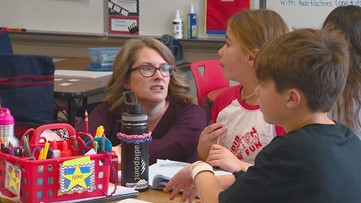 Boise teacher wins a national award for using a different equation for teaching math
