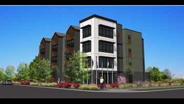 Supportive housing for homeless veterans set to break ground in Boise amid backlash from some neighbors