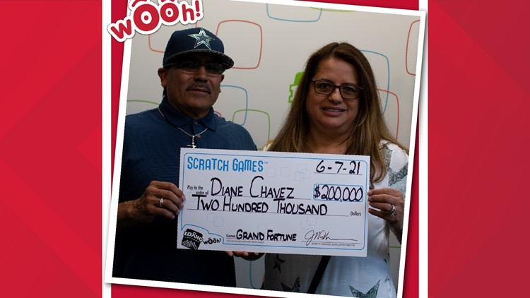Couple wins 2nd big prize from the Idaho Lottery, claims $200,000