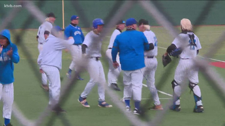 Timberline defeats Eagle in 5A state baseball championship