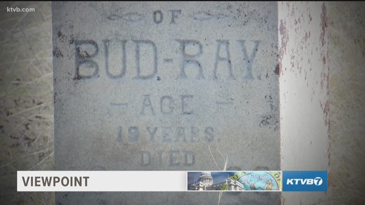 Viewpoint: Old Pen Cemetery Project and the mission of the Coast Guard Auxiliary in southwest Idaho