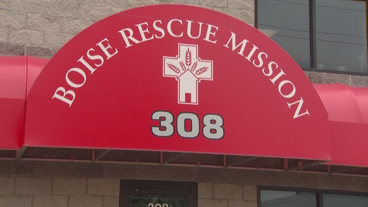 7Cares Idaho Shares: How your donations help the Boise Rescue Mission
