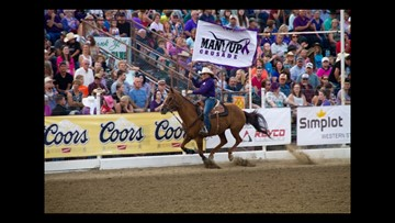 Caldwell Night Rodeo's Man Up Crusade brings awareness to the issue of domestic violence