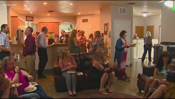 Boise Rescue Mission opens recovery lodge in Nampa