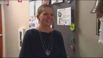 Breast cancer warrior from Mountain Home aims to help others