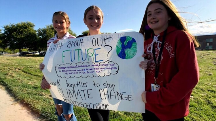 West Ada science teacher creates 'climate' of learning