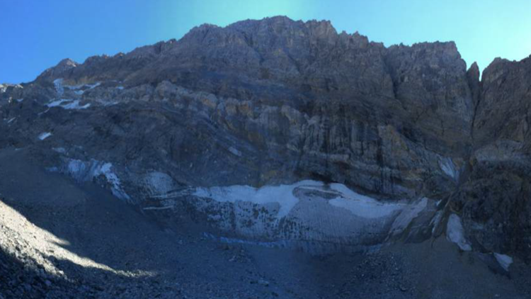 Idaho's only glacier formally recognized by USGS
