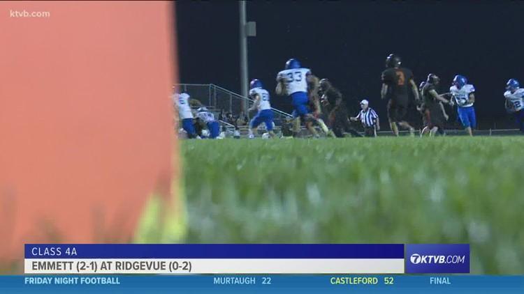 Friday Night Football: Emmett Huskies take on the Ridgevue Warhawks