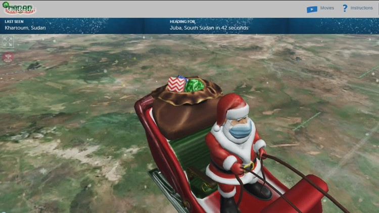 After 13 years, a Boise-based company continues to help NORAD track Santa