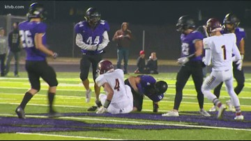 Friday Night Football: Rigby knocks down Rocky Mountain in Class 5A semifinals