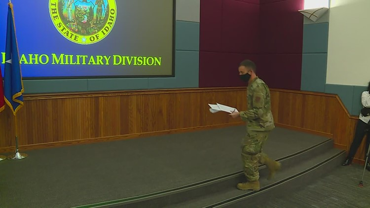 3 Idaho Army National Guard members killed in helicopter crash