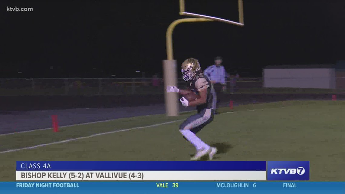 Friday Night Football: Vallivue hosts Bishop Kelly