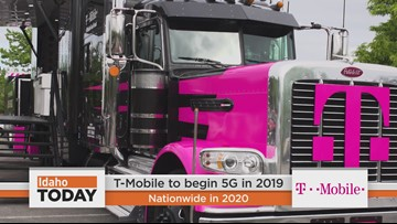 Idaho Today: T-Mobile 5G