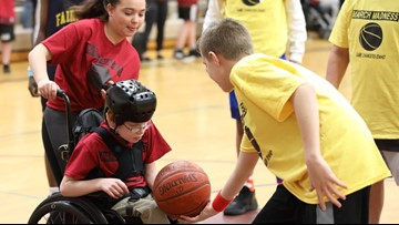 March Madness: Game Changers Idaho proves anything is possible on the court for students with disabilities
