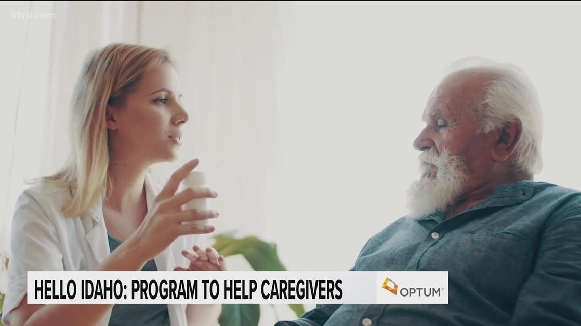 Hello Idaho: Idaho Caregivers Project