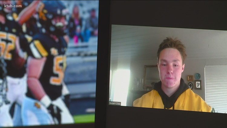 Friday Night Football: Bishop Kelly's Robb Cilek explains how he supports the Knights