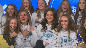 2019 Idaho high school all-conference soccer teams