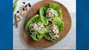 KTVB Kitchen: How to make cranberry cashew turkey salad