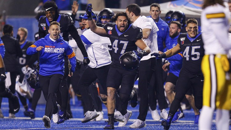 Boise State football: Giant exhale on the Blue