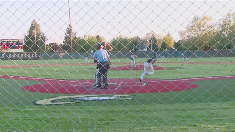 Eagle High off to state baseball championship after win against Borah