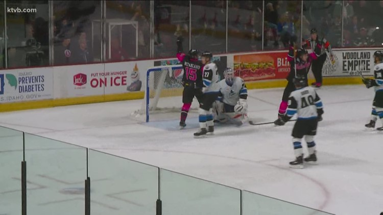 Idaho Steelheads march towards the playoffs with a final homestand