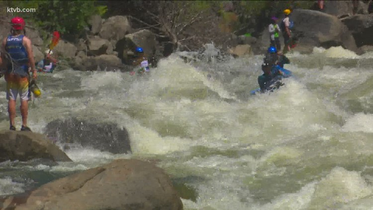 North Fork Championship is a 'magical feeling' for top kayakers in the world