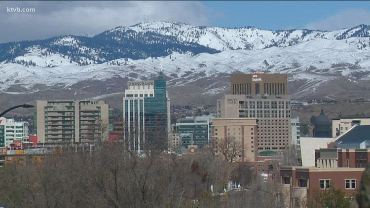 Idaho becoming a work from home destination for  house hunters