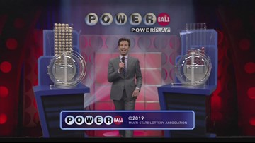 Powerball drawing for Saturday, Oct. 26