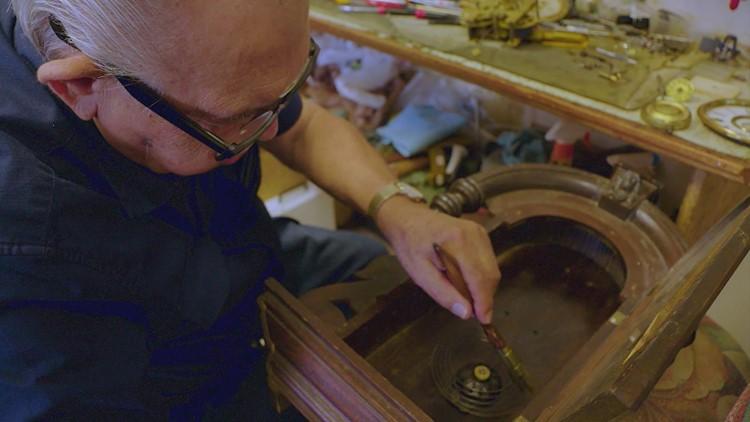 Idaho Life clock repair