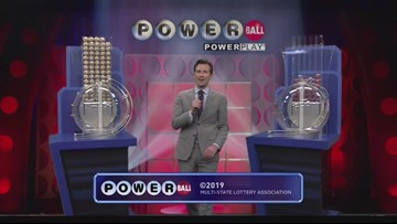 Powerball drawing for Wednesday, Feb. 20
