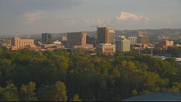 Report: Boise ranked as 2nd best capital city to live in