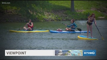 Viewpoint: Summer fun and work in Boise parks