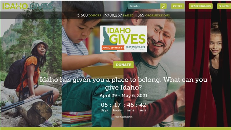 Viewpoint: Idaho Gives' impact; COVID-19 vaccine rollout update