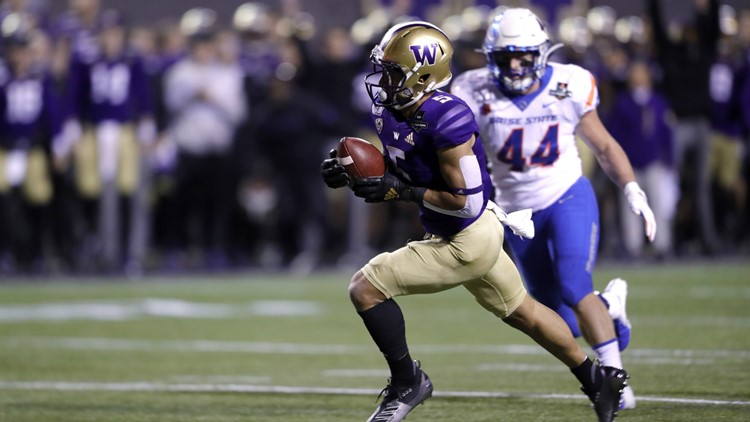 Boise State drops series with Michigan State, adds games with Washington and FCS teams